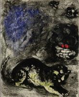 Басня Кот и два Воробья