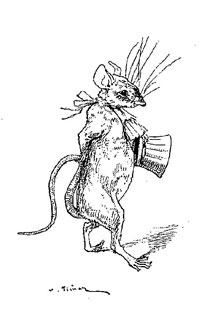 Старый Кот и Мышонок (де Вимар)