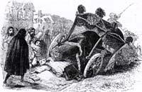 Священник и Покойник (Ж. Давид)