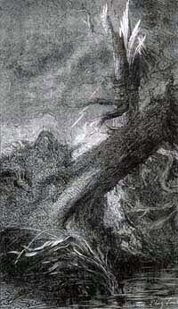 Дуб и Трость (Е.Ламберт)