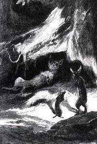 Кот, Ласочка и Кролик (Е. Ламберт)