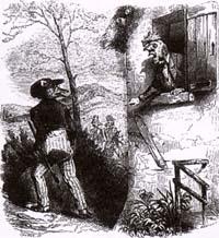 Петух и Лиса (Бушо)