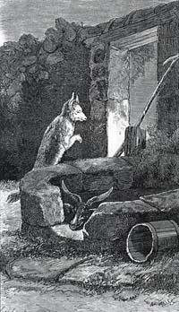Козел и Лисица (Е. Ламберт)