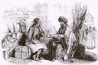 Паша и Купец (Ж. Давид)