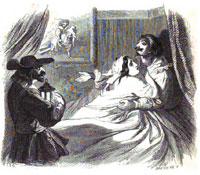 Муж, Жена и Вор (Гранвиль)