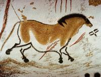 Наскальные изображения пещеры Ласко, Франция