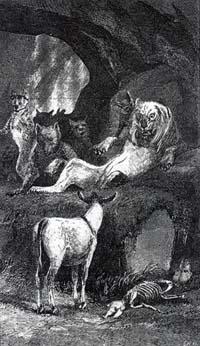 Мор зверей (Е. Ламберт)