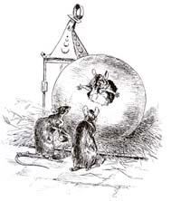 Мышь, удалившаяся от света (Вимар)