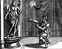 Оракул и Безбожник (Ф. Шово)