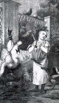 Лебедь и Повар (Е. Ламберт)