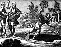 Астролог, упавший в колодец (Ф. Шово)