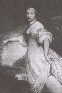 Госпожа де ла Саблиер