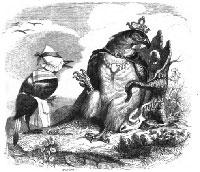 Орел и Сорока (Гранвиль)