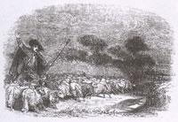 Пастух и его Стадо (Ж. Давид)