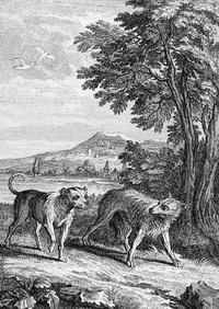 Воля и Неволя (Жан-Батист Удри)