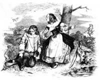 Тирсис и Амаранта (Гранвиль)