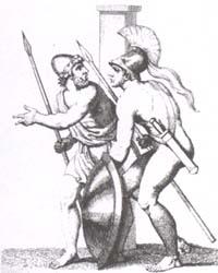 Одиссей и Диомед (Г. В. Тишбейн)