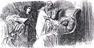 Смерть и Умирающий (Г.Доре)