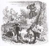 Кролики (Гранвиль)
