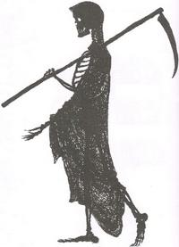 Смерть и Несчастный (Е.М. Бем, фрагмент)