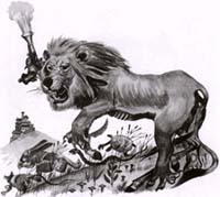 Осел в львиной шкуре