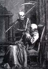 Смерть и Умирающий (Е. Ламберт)