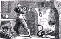 Поселянин и Змея