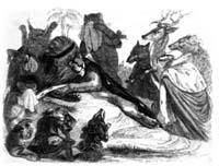 Похороны Львицы (Гранвиль)