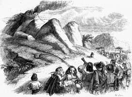 Гора в родах (Гранвиль)