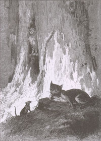 Кошка и Мышь (Е. Ламберт)