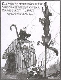 Волк и Ягненок (Ф. Лагорио)