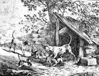 Две Собаки (Ш. Верне)