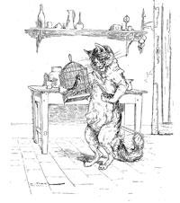 Кот и Воробей (де Вимар)