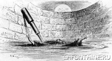 Басня Астролог, упавший в колодец