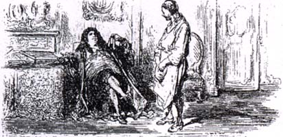 Откупщик и Сапожник (Г. Доре)