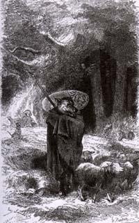 Волчья хитрость (Е. Ламберт)