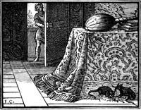 Городская и полевая Крысы (иллюстрация XVII в.)