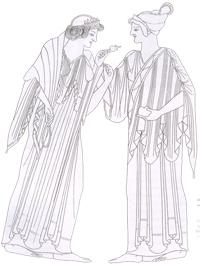 Гера и Афродита