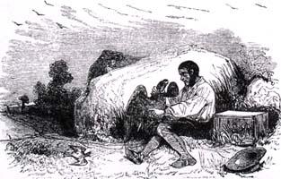 Птицелов, Ястреб и Жаворонок (Ж. Давид)