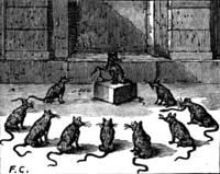 Совет Мышей (Ф. Шово)