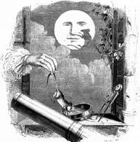 Зверь на Луне (Гранвиль)