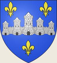 Герб города Шато-Тьерри