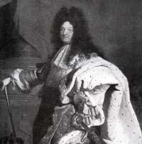 Людовик XIV (Г. Риго)