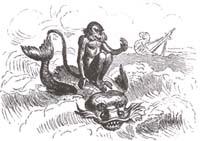Обезьяна и Дельфин (Адамард)