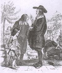 Школьник, Наставник и Хозяин сада (Гранвиль)