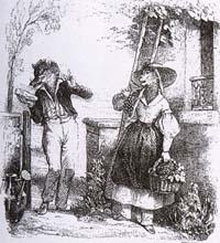 Лисица и Виноград (Бушо)
