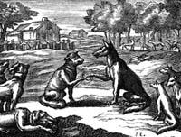 Волки и Овцы (Ф. Шово)