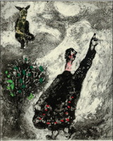 Иллюстрация к басне Шарлатан
