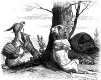 Осел и Собака (Гранвиль)