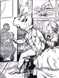 Собака и ее тень (Ч. Беннетт)